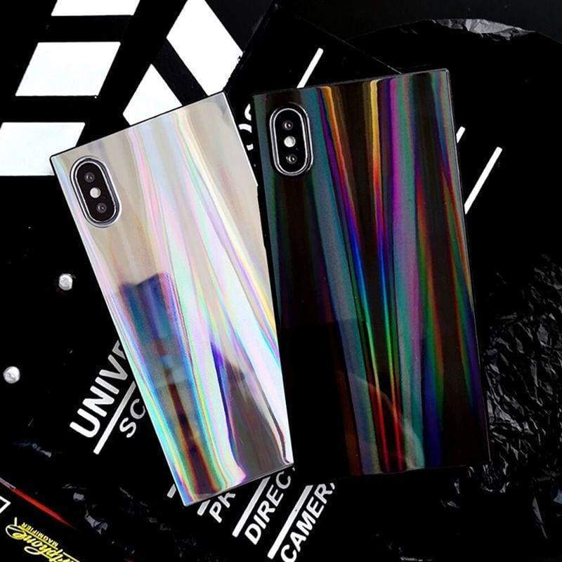 coque iphone xr carre