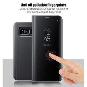 Coque Étui Smart View Pour Huawei - Fitted Cases