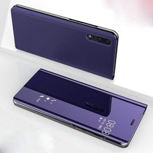 Charger l'image dans la galerie, Coque Étui Smart View Pour Huawei - P20 / Violet - Fitted Cases