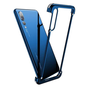 Coque Protection Antichoc En Métal pour Huawei - Fitted Cases