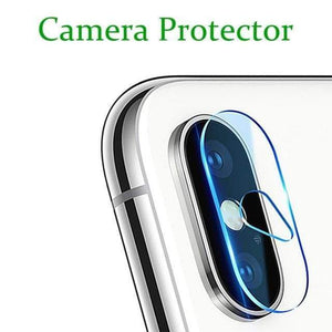 Protecteur Camera iPhone Haute Qualité