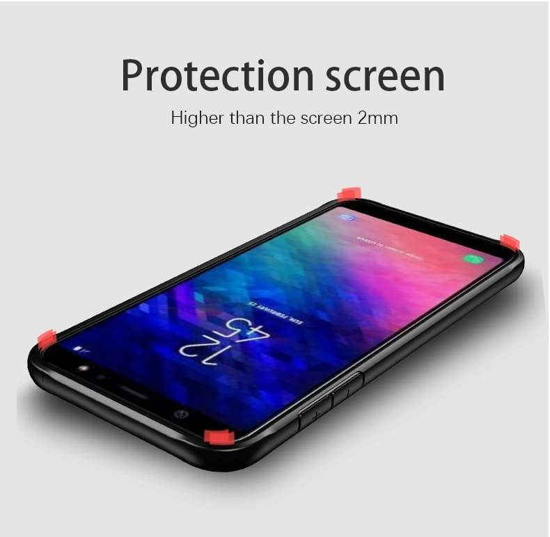 LUPHIE Case for Samsung S9 S8 Plus Note 8 Shockproof Transparent Back Cover Ultra thin Soft TPU Shell(7)