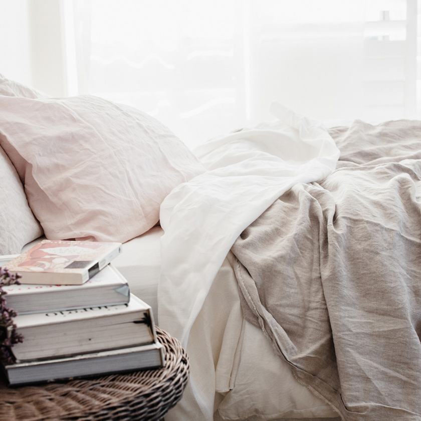 Home of Luxury Organic Linen and Sunday Living | Elkie & Ark