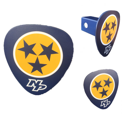 Nashville Preds Hitch Cover