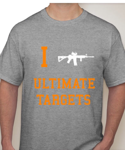 Ultimate Targets T-Shirts