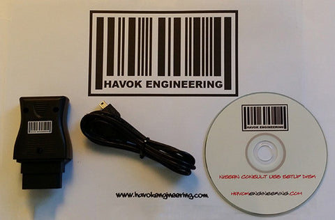 Havok Engineering Nissan USB Consult Interface