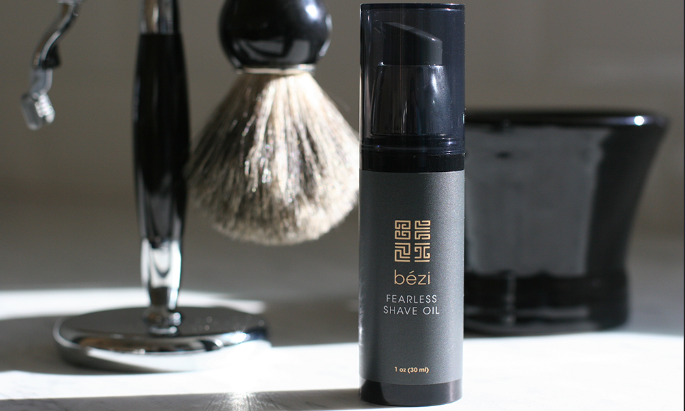 Bezi Fearless Shave Oil