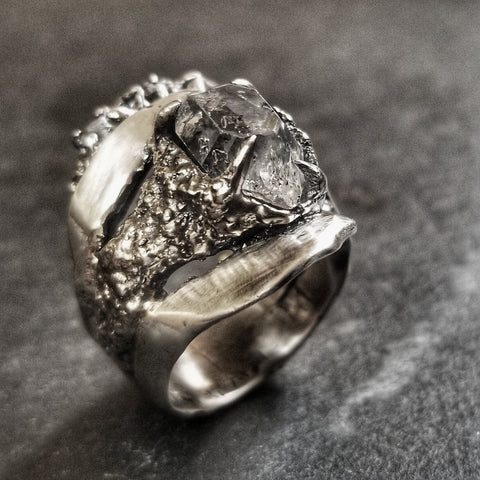 Archean Ring - size 7.5