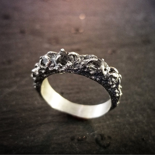 Constellation Ring  size 8