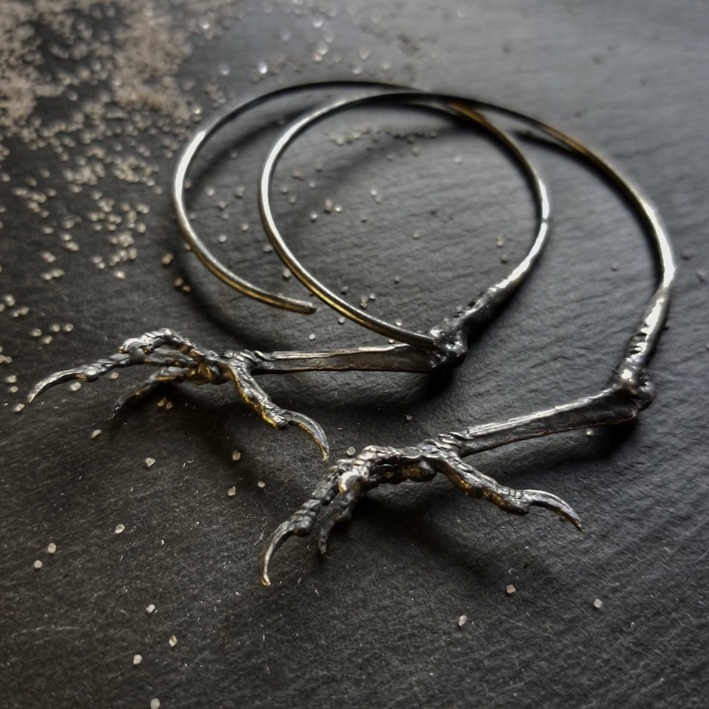 Fellbeast earrings
