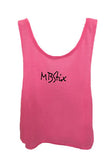 DEADLIFTStix Pink Crop Top
