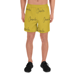 Men's Athletic Long Shorts - Omenka