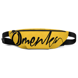 Yellow Ultimate Omenka Signature Fanny Pack - Omenka