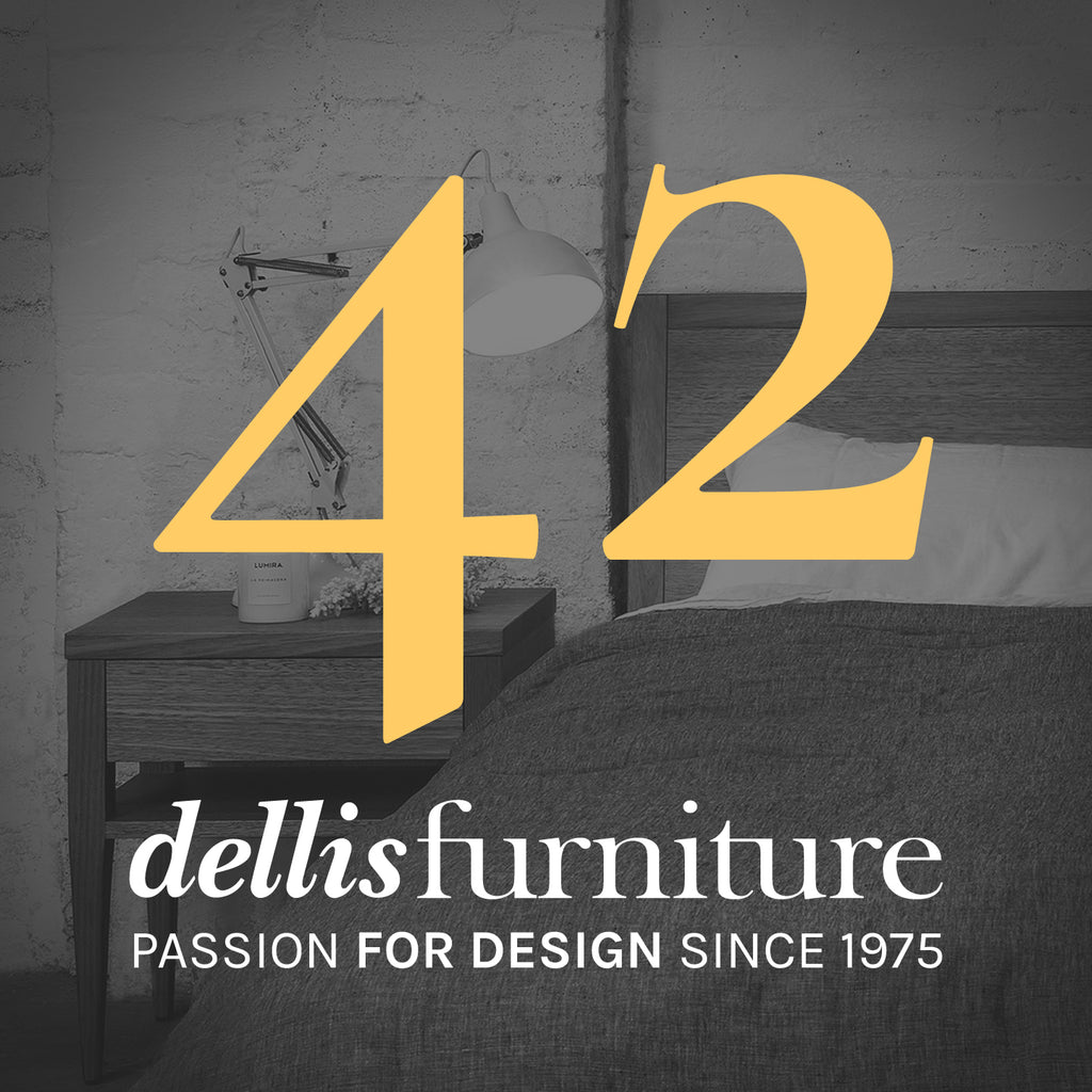 DELLIS FURNITURE 42nd BIRTHDAY SALE! (Now Extended Until 31/12/2017)