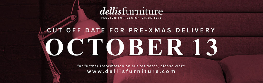 Get in early to order your Australian made furniture before the Christmas rush!
