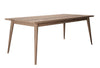 Vintage Dining Table - Dellis Furniture 180 x 90 x 78 / Teak - 2