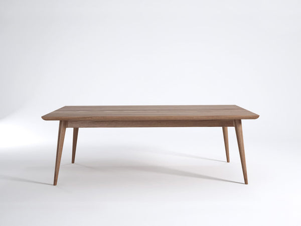 Vintage Coffee Table - Dellis Furniture 1200 x 700 x 400 / Teak - 1