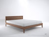 Vintage Bed - Dellis Furniture Queen / Teak - 2