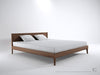 Vintage Bed - Dellis Furniture King / Teak - 7