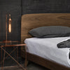 Scandi Bed - 900mm Headboard - Dellis Furniture  - 1