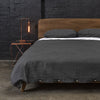Scandi Bed - 900mm Headboard - Dellis Furniture  - 3