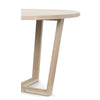 Round Cross Leg Dining Table - Dellis Furniture  - 3