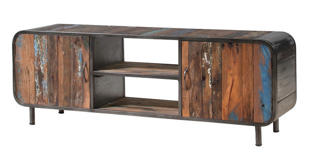 Sixties TV Unit - Dellis Furniture