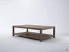 Solid Coffee Table - Dellis Furniture Teak - 3