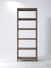 Solid BookShelf - Dellis Furniture Teak - 3