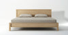 Solid Bed - Dellis Furniture King / Oak - 9