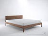 Vintage Bed - Dellis Furniture Double / Teak - 10