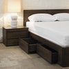 Natasha Storage Bed 1000mm Headboard - Dellis Furniture  - 1
