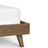 Scandi Bed - 900mm Headboard - Dellis Furniture  - 6