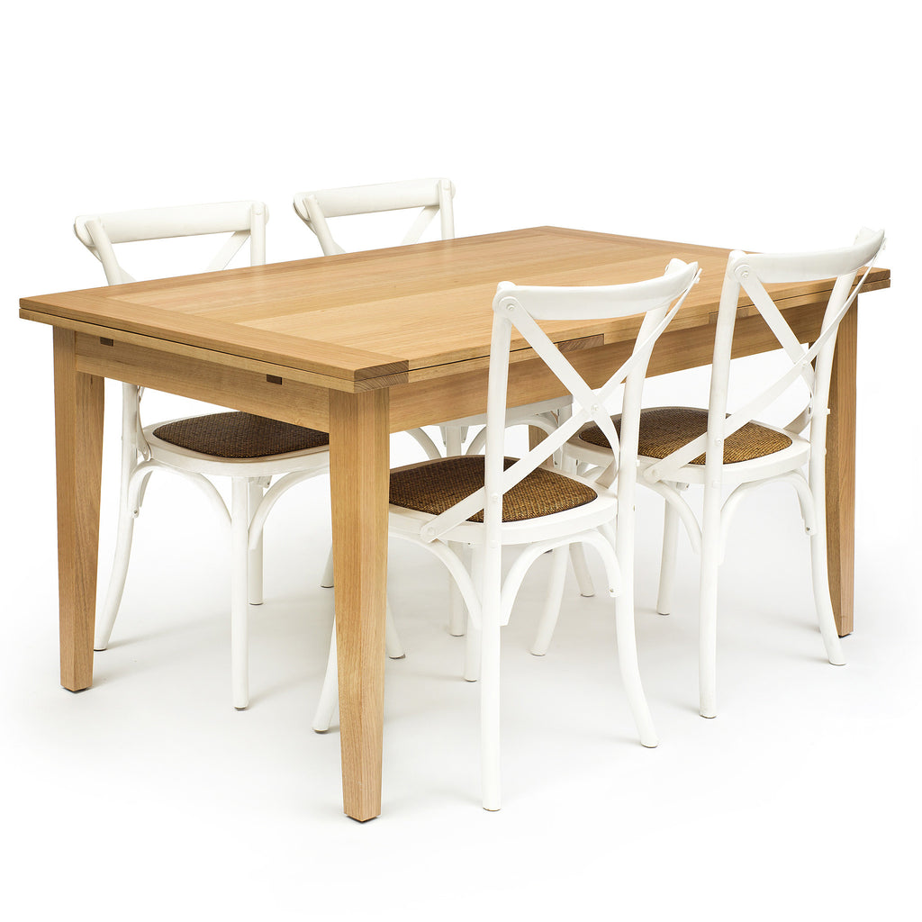 Danny Extension Dining Table - Dellis Furniture  - 1