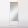 Deco Leaning Mirror - Dellis Furniture  - 1