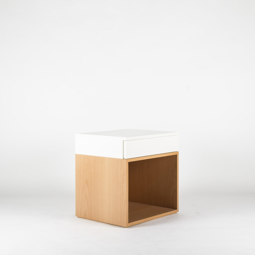 Downtown Bedside Table - Dellis Furniture  - 1
