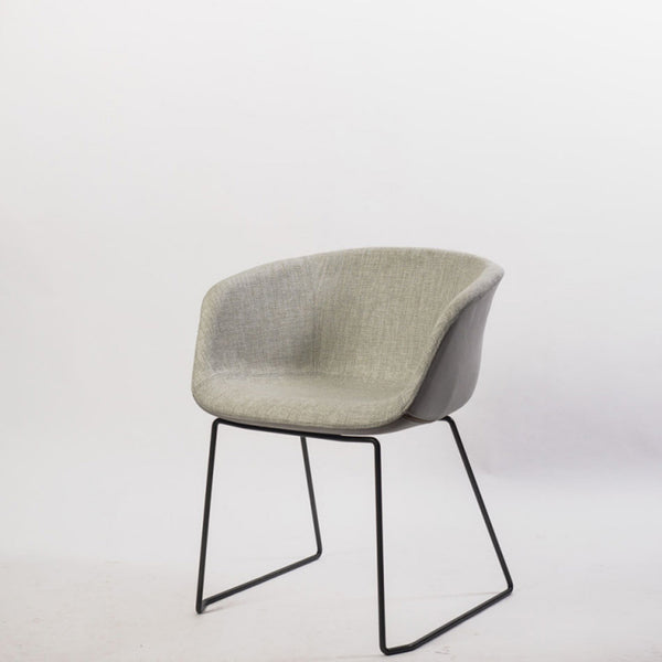 Hansel Dining Chair w/ Arms