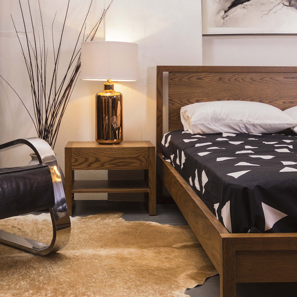 Loopy Bed - 1000mm Headboard - Dellis Furniture  - 1