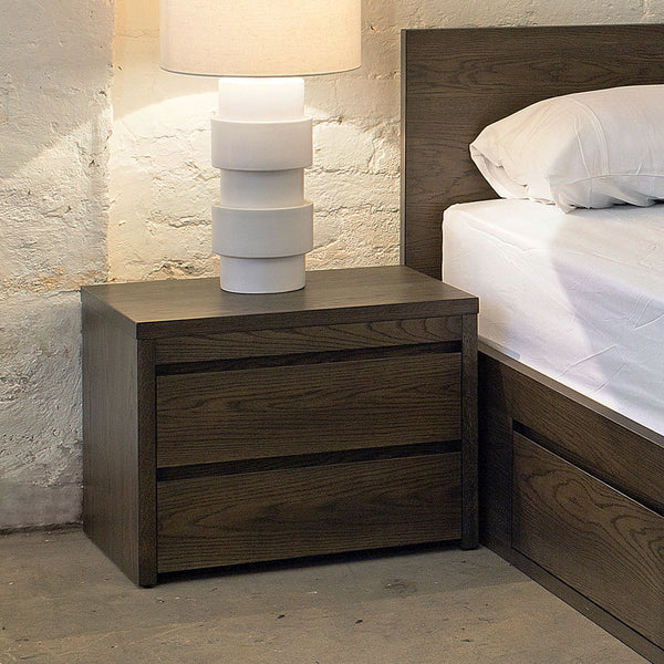 Natasha Bedside Table - Dellis Furniture  - 1