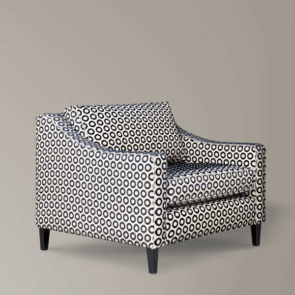 Studio Armchair - Dellis Furniture