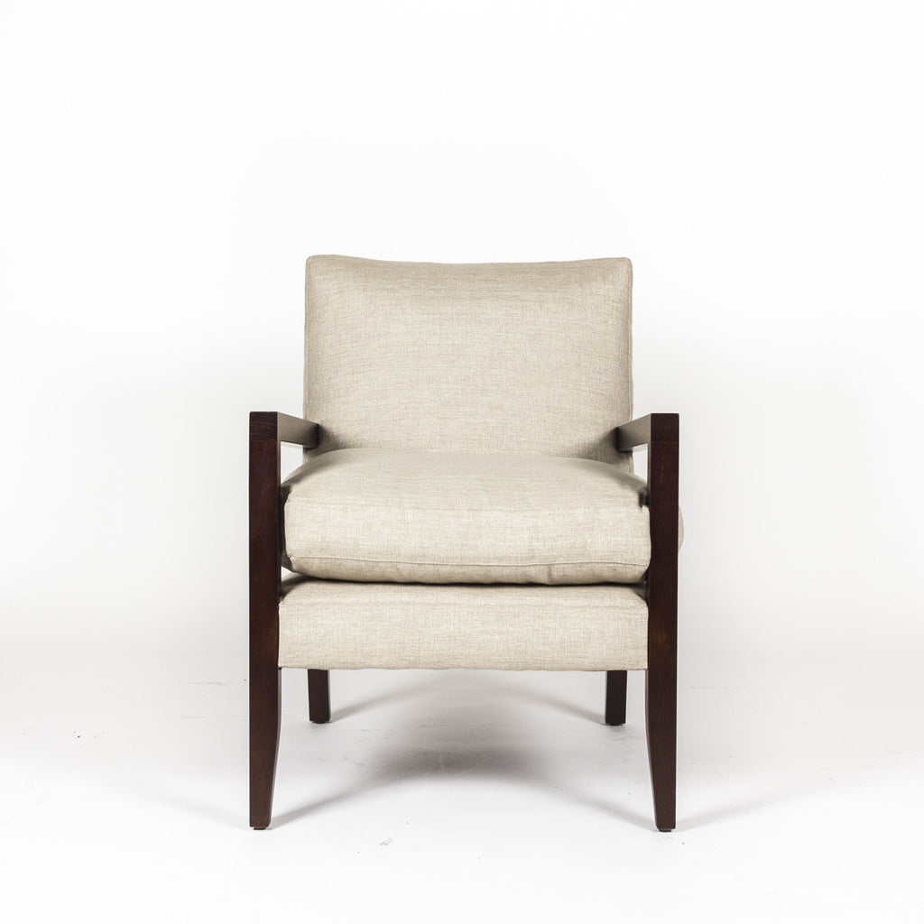 Zegna Chair - Dellis Furniture  - 1