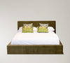 Ella Upholstered Bed - Dellis Furniture  - 2