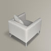 New York Armchair - Dellis Furniture  - 3