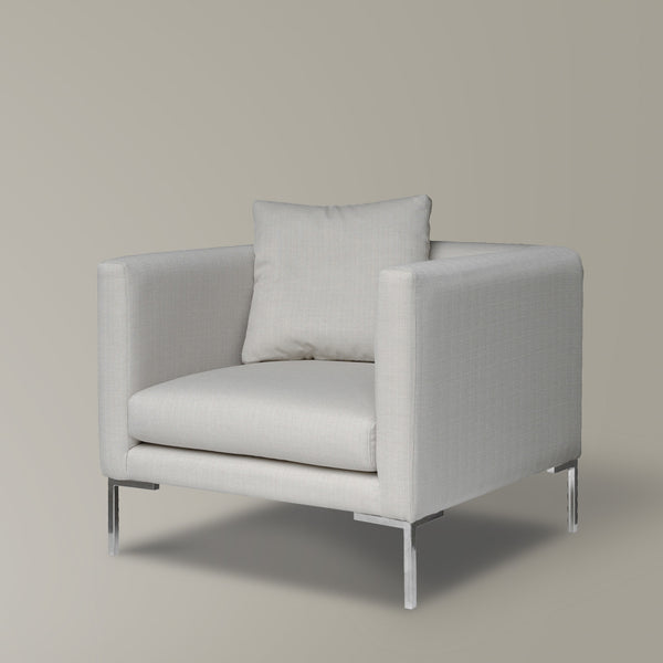 New York Armchair - Dellis Furniture  - 1