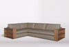 Timberland Modular Sofa - Dellis Furniture  - 2