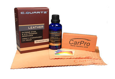 CarPro CQuartz Leather & Vinyl Ceramic Coating