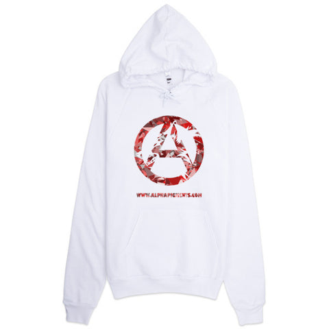 Red CamoHoodie