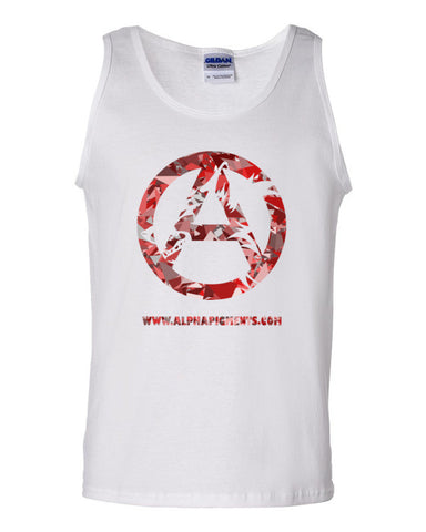 Red Camo Tank top