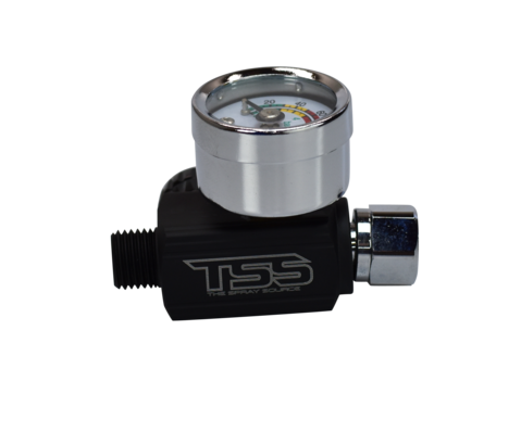 TSS Air Regulator (In-line) - Alpha Pigments - Tamco Paint - DIY Epoxy - Autoflex Coatings