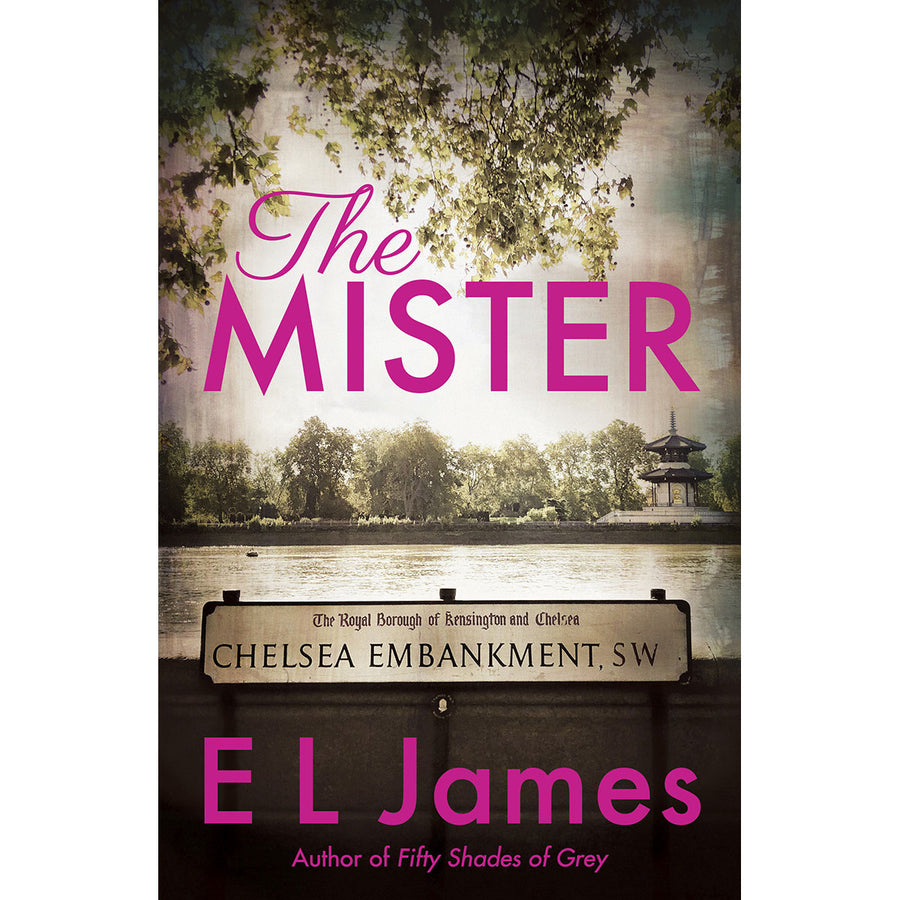 The Mister by E.L. James - Penguin